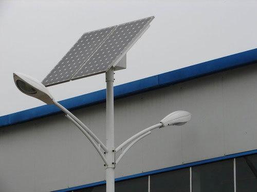 Solar Street Lighting Poles