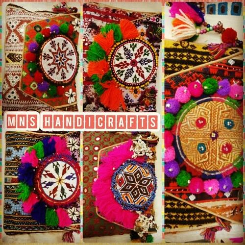 Handcrafted Ladies Fancy Banjara Clutch Bags