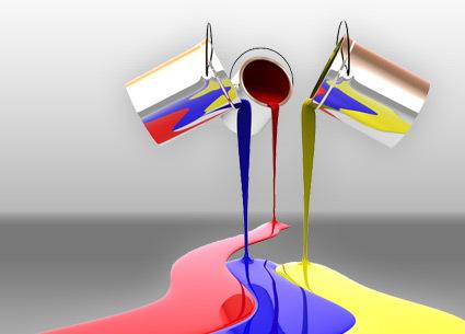 High Grade Industrial Paint