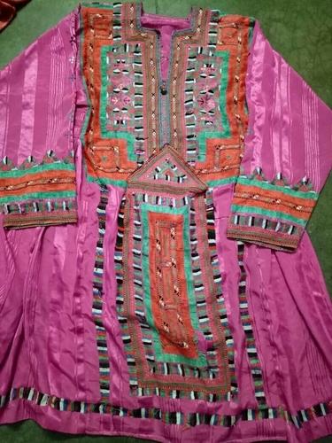 Ladies Handmade Balochi Dress in  Sukhdev Vihar