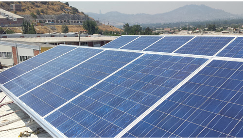 Solar Panels in   Near Pooja School & College