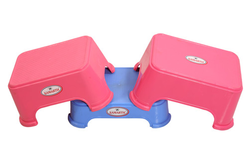 Marvelous Plastic Bath Stool In Ahmedabad Gujarat Samarth Industries Cjindustries Chair Design For Home Cjindustriesco