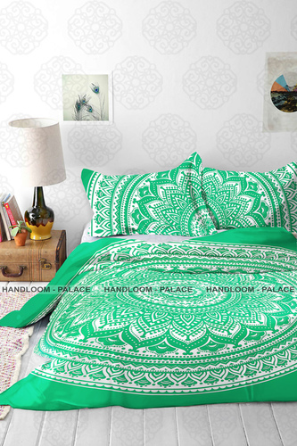 Cotton Bedding Set in  Tonk Road