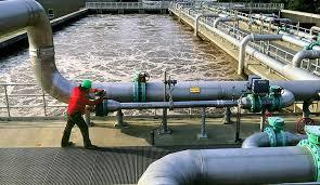 Water Sewage Plant