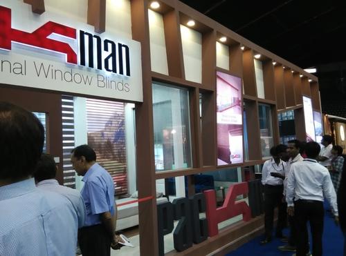 Itex Telangana 2017 Stall Designing Services
