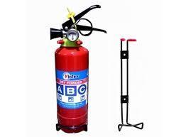 Dry Powder Fire Fighting Extinguisher