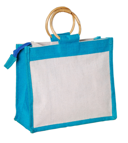 Occasional Jute Bag in   Karanakodam