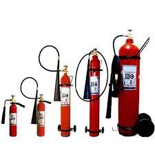Portable Type Fire Extinguishers