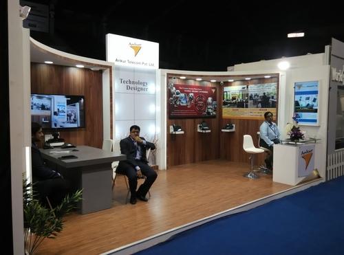 Non Woven Tech Asia 2017 Exhibition Stall Designing Services