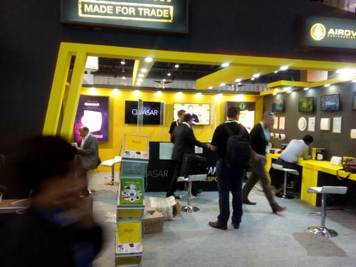 Organic And Ayurveda Expo (OAE) Exhibition Stall Designing Services