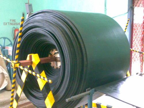 Rigid Rubber Conveyor Belts