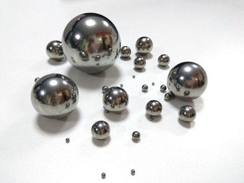 Chrome Steel Balls in  Miller Ganj (Gill Road)