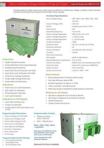 Three Phase Voltage Stabilizers in  Nacharam