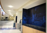 Fibre Reinforced Plastic Wall and Ceiling Panels