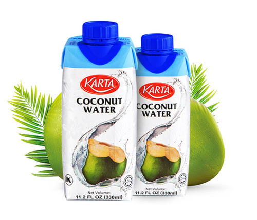 Good Quality Coconut Water 330ml in   Jalan Puchong