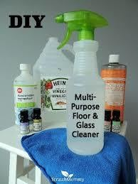 Multi Purpose Floor Cleaner and Glass Cleaner