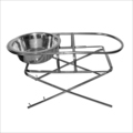 Adjustable Dog Bowl Stand in  Narela Indl. Area