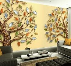 Decorative Designer Wallpapers