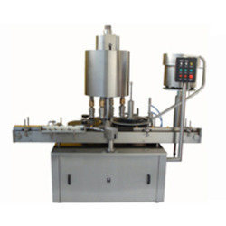 Reliable Automatic Multi Head Screw Capping Machine