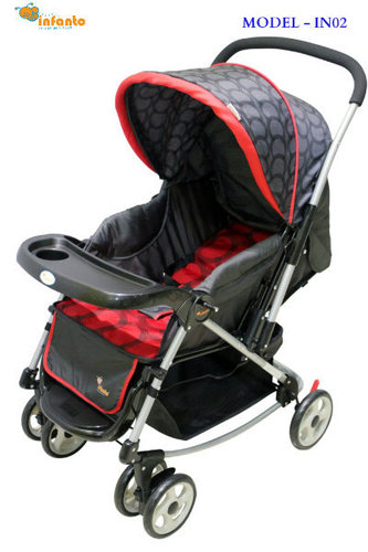 2 X 1 Jazz Baby Stroller