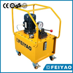 220V Single & Double Acting Safety Valve Electric Hydraulic Pump