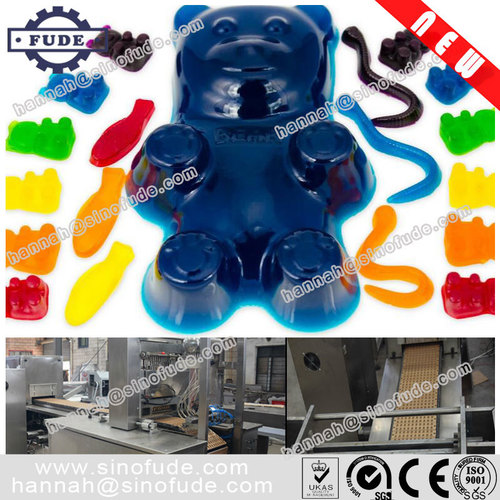 Gummy Bear Making Machines