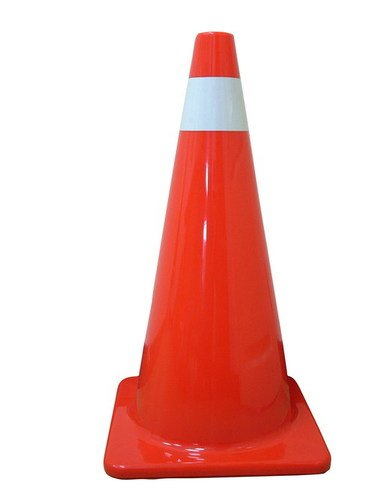 Direction Sign Pvc Traffic Cone (Wl-851)