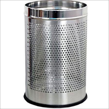 Stainless Steel Metal Perforated Bins