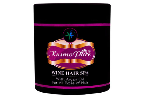 Kosmopure Wine Hair Spa