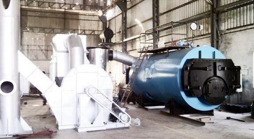1.5 TPH Wood Fired Steam Boilers in  Kandivali (W)
