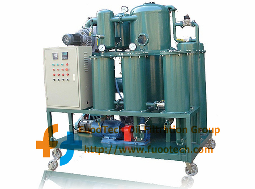 Fuootech Hydraulic Oil Separation Machine