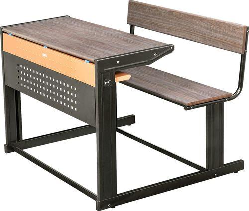 Modern School Dual Desk