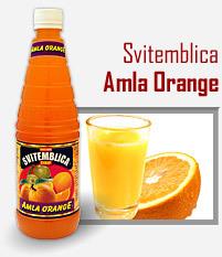 Svitemblica Amla Orange Syrup
