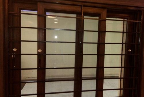 UPVC Windows With Grill