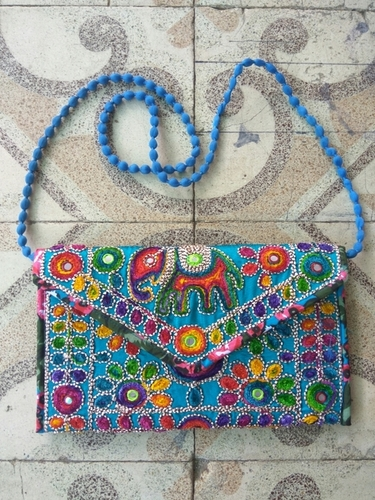 Embroidered Ladies Purse