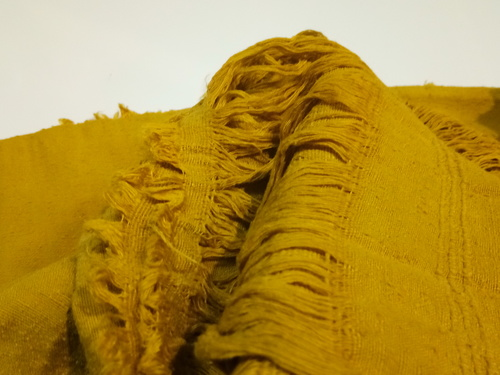 Herbal Dyed Silk Shawls