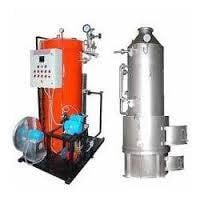 Industrial Coil Type Steam Boilers