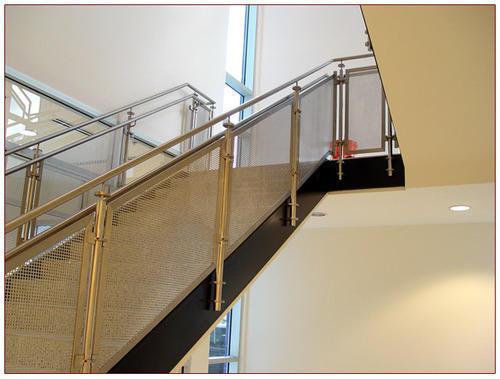 Ms Glass Railing Fabrication Service