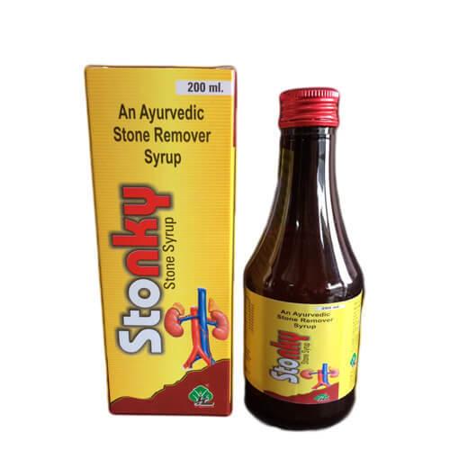 Ayurvedic Medicine Stone Remover Syrup
