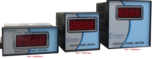 3.5 Digit Digital Panel Meters