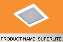 Cosmo Superlite Square Panel Light