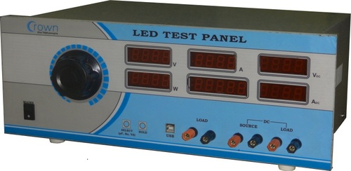 Electrical Led Test Panels
