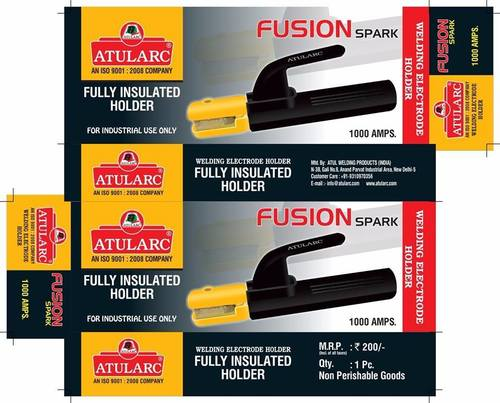 Fusion Spark Fully Insulated Welding Holder