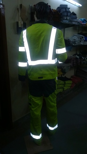 Inherent Fire Retardant Coverall in  Balaji Nagar