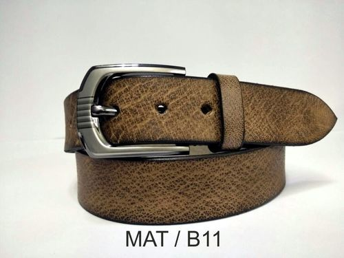 Decent Leather Belt in  New Area