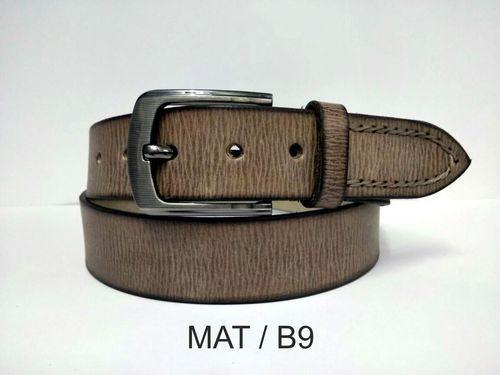 Leather Genius Belt