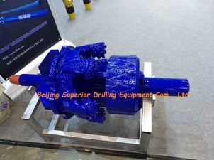 Trenchless Roller Cones Hole Opner Rock Reamer