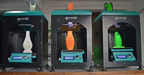 Latest 3d Color Printers