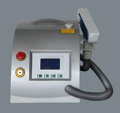 Q Switch ND Yag Laser 1300MJ Tattoo Removal Machines