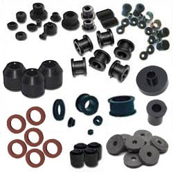 Robust Rubber Grommets